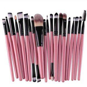 NEW 20pc Pro Makeup Brush Set